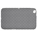 Sports Racing Chess Squares Black White Samsung Galaxy Tab 3 (8 ) T3100 Hardshell Case  View1