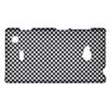 Sports Racing Chess Squares Black White Nokia Lumia 720 View1