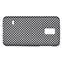 Sports Racing Chess Squares Black White Galaxy S5 Mini View1