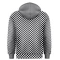 Sports Racing Chess Squares Black White Men s Pullover Hoodie View2