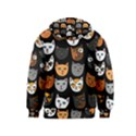 Cats Kids  Pullover Hoodie View2