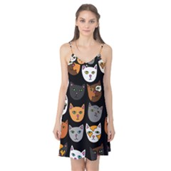 Cats Camis Nightgown