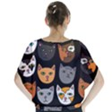 Cats Blouse View2