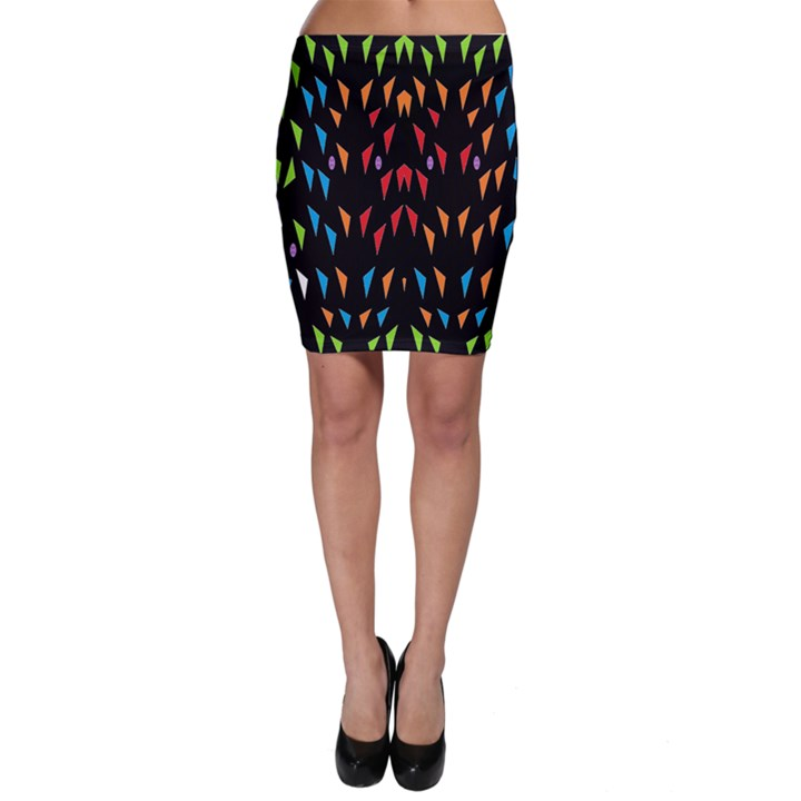 ;; Bodycon Skirt