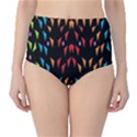 ;; High-Waist Bikini Bottoms View1