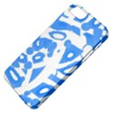 Blue summer design Apple iPhone 5 Classic Hardshell Case View4