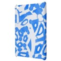 Blue summer design Apple iPad Mini Hardshell Case View3