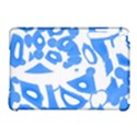 Blue summer design Apple iPad Mini Hardshell Case (Compatible with Smart Cover) View1