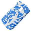 Blue summer design Samsung Galaxy S3 MINI I8190 Hardshell Case View4