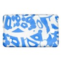 Blue summer design Samsung Galaxy Tab 4 (7 ) Hardshell Case  View1