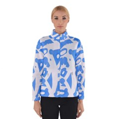 Blue summer design Winterwear