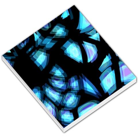 Blue light Small Memo Pads