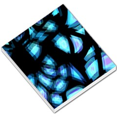 Blue light Small Memo Pads