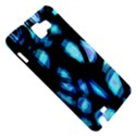 Blue light Samsung Galaxy Note 1 Hardshell Case View5