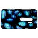 Blue light HTC Evo 3D Hardshell Case  View1