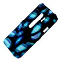 Blue light HTC Evo 3D Hardshell Case  View4