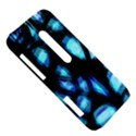 Blue light HTC Evo 3D Hardshell Case  View5