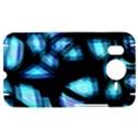 Blue light HTC Desire HD Hardshell Case  View1