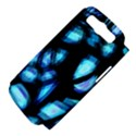 Blue light Samsung Galaxy S III Hardshell Case (PC+Silicone) View4