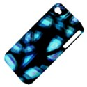 Blue light Apple iPhone 4/4S Hardshell Case (PC+Silicone) View4