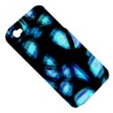 Blue light Apple iPhone 4/4S Hardshell Case (PC+Silicone) View5