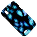 Blue light HTC Desire V (T328W) Hardshell Case View5