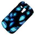 Blue light Samsung Galaxy S3 MINI I8190 Hardshell Case View4
