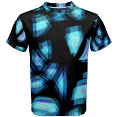 Blue light Men s Cotton Tee