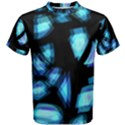 Blue light Men s Cotton Tee View1