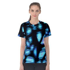 Blue Light Women s Cotton Tee