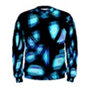 Blue light Men s Sweatshirt View1