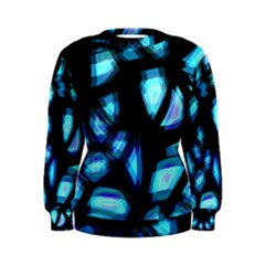 Blue light Women s Sweatshirt