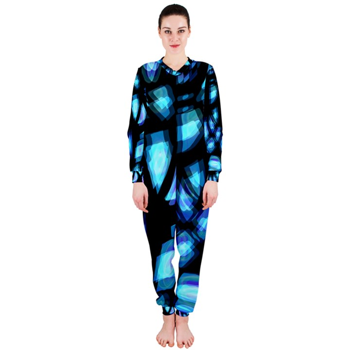 Blue light OnePiece Jumpsuit (Ladies)