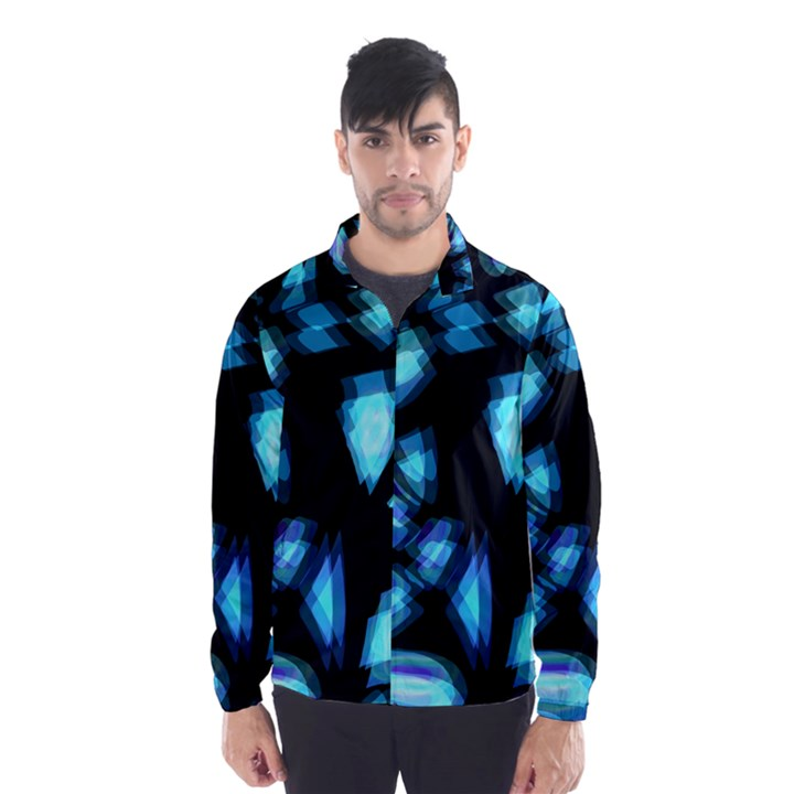 Blue light Wind Breaker (Men)