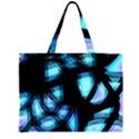 Blue light Large Tote Bag View1