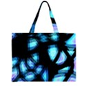 Blue light Large Tote Bag View2