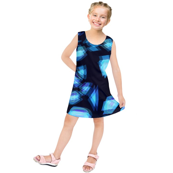 Blue light Kids  Tunic Dress