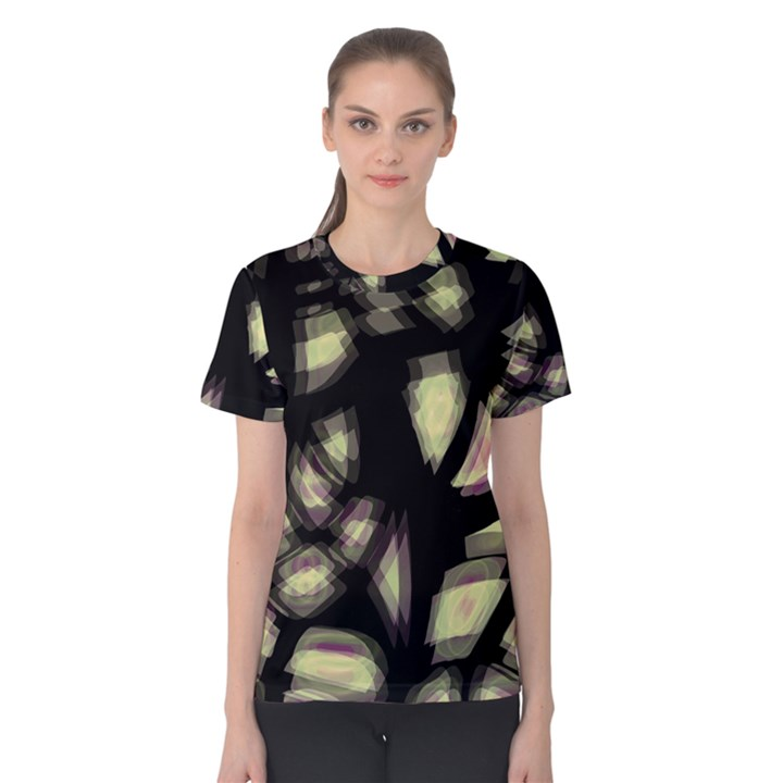 Follow the light Women s Cotton Tee