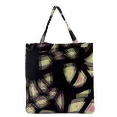 Follow the light Grocery Tote Bag