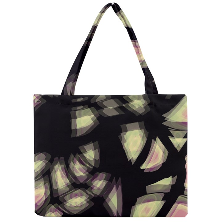 Follow the light Mini Tote Bag