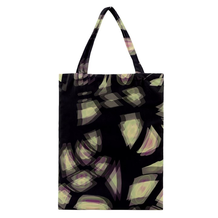 Follow the light Classic Tote Bag