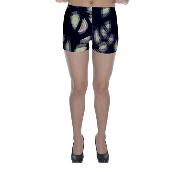 Follow the light Skinny Shorts