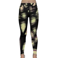 Follow The Light Yoga Leggings