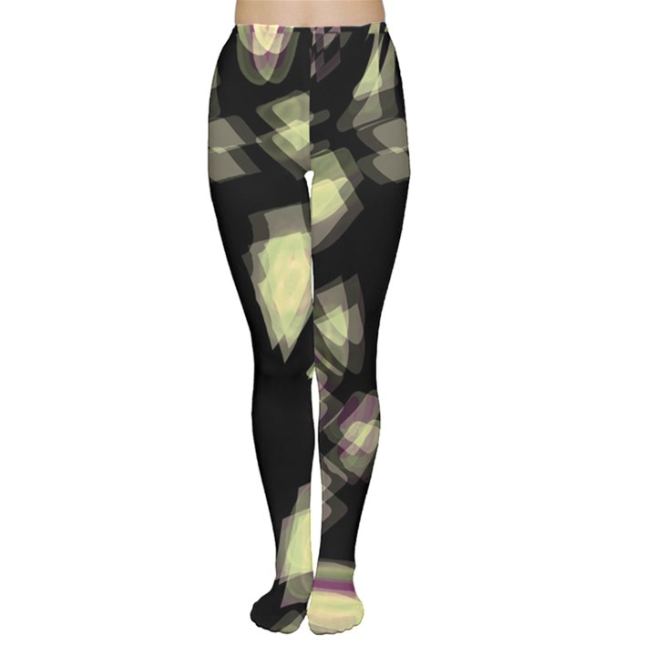Follow the light Women s Tights