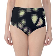 Follow The Light High Waist Bikini Bottoms