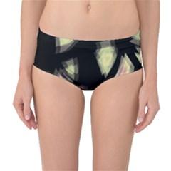 Follow The Light Mid Waist Bikini Bottoms