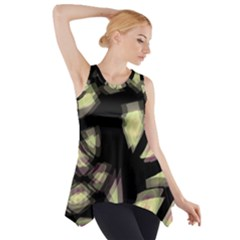 Follow the light Side Drop Tank Tunic