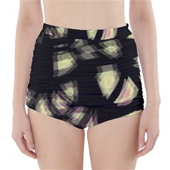 Follow the light High-Waisted Bikini Bottoms