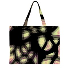 Follow the light Large Tote Bag