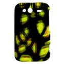 Yellow light HTC Wildfire S A510e Hardshell Case View2